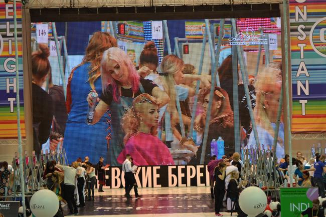 Международные Олимпийские соревнования по парикмахерскому искусству, нейл-дизайну и декоративной косметике «Невские берега» (г. С.-Петербург), МТКС