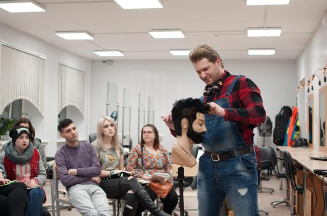 Арктик Style 2017, Мастер-класс Виктора Охапкина «Современные мужские стрижки», МТКС