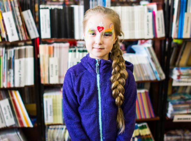 Семейный праздник-фестиваль «Мама читающего ребёнка», МТКС