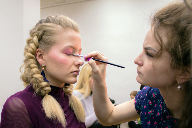 Региональный открытый конкурс молодых художников-модельеров, дизайнеров одежды «НаМОДнение 2018», Мурманск