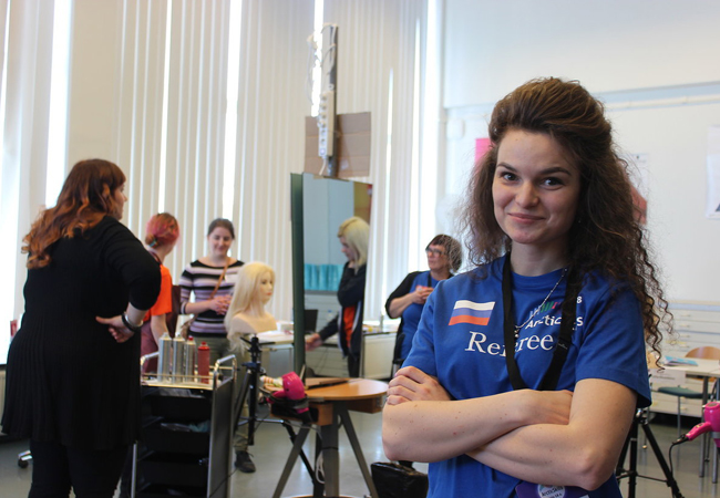 III Международный конкурс профессиональных навыков в Баренц-регионе «ArcticSkills 2018» (компетенция «Парикмахерское искусство»), МТКС