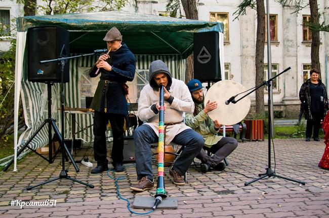 III Городской фестиваль уличной музыки и искусства (г. Мурманск), МТКС