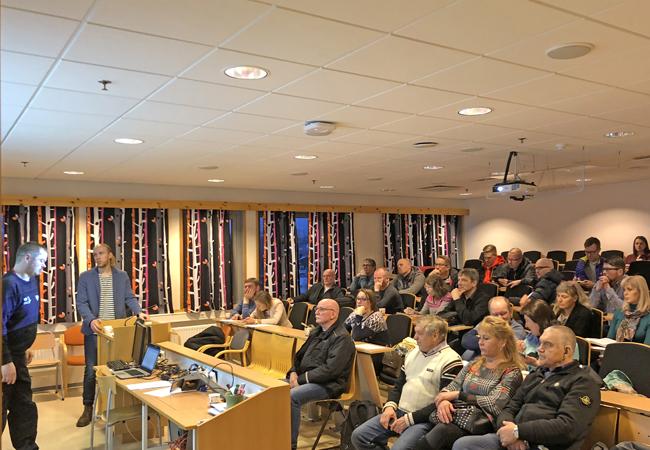 Встреча по вопросам участия в международном чемпионате профессиональных навыков в Баренц-регионе «АрктикСкиллс2019», МТКС